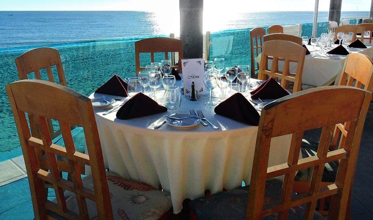 Mare Blu Ristorante – World class Italian cuisine in Rocky Point Mexico