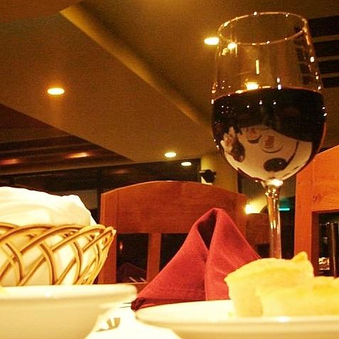 Bread, wine and . . .